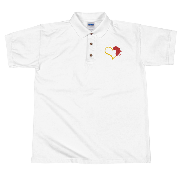 Love Africa Polo Shirt