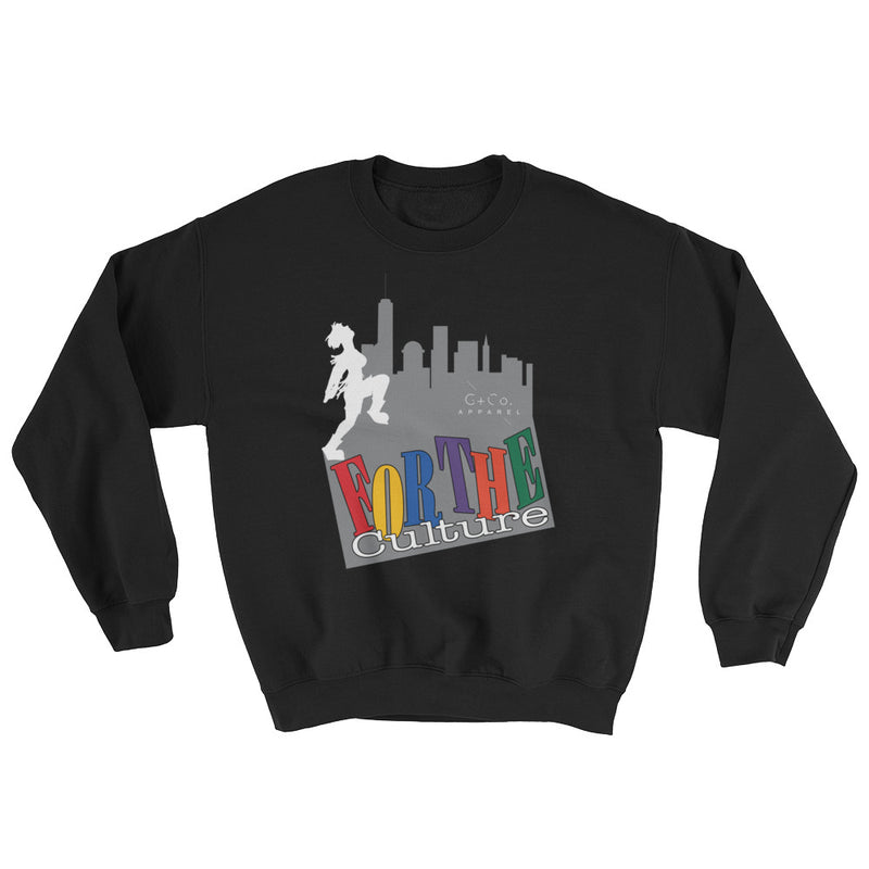 "Khadijah + Co., ""For The Culture"" Crewneck"