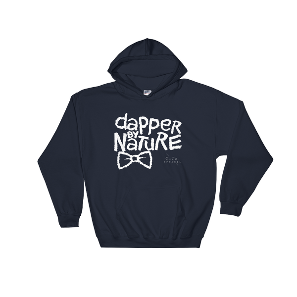 Dapper By Nature Hoodie