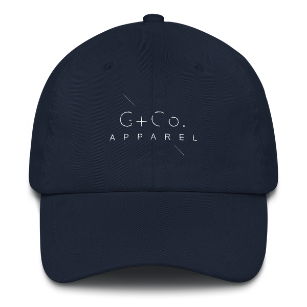 G+Co. Apparel Logo Dad Hat