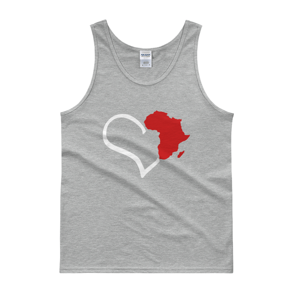 Love Africa Tank Top - Men's