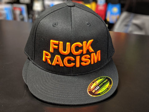 FUCK RACISM / N-word hats