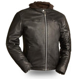 Street Cruiser Leather Jacket