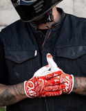 Street MX - Red Paisley