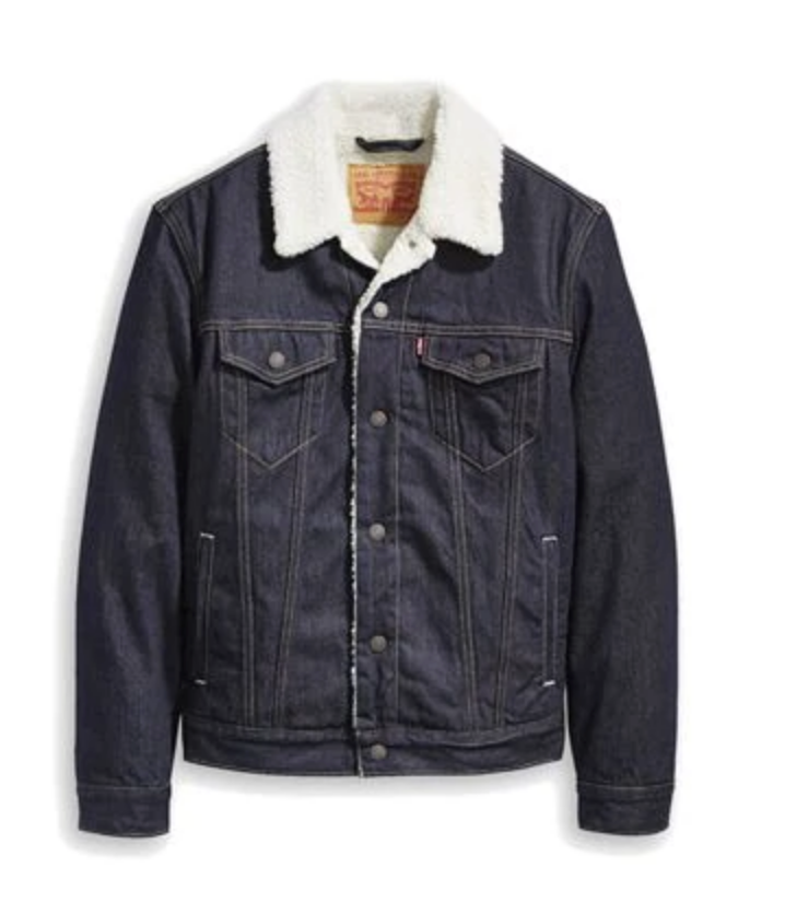 Levi's Sherpa Trucker Jacket **TALL
