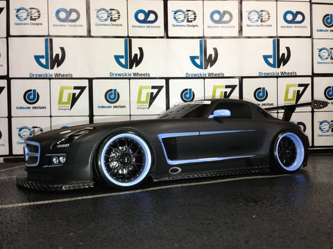 Tamiya Mercedes-Benz SLS AMG GT3 body shell
