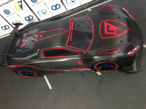 Traxxas XO1 Body Shell