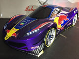New Zeus AO-1 Custom Body For Traxxas 1/7scale XO-1