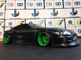 CUSTOM HPI TOYOTA SUPRA AERO BODY SHELL