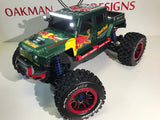 Katonda Custom Painted Body Shell. Fits Traxxas X-Maxx