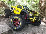 TRAXXAS X-MAXX TIRE, LIGHT & BUMPER SKINS