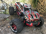 Traxxas 1/5 X-Maxx Custom Painted Body Shell