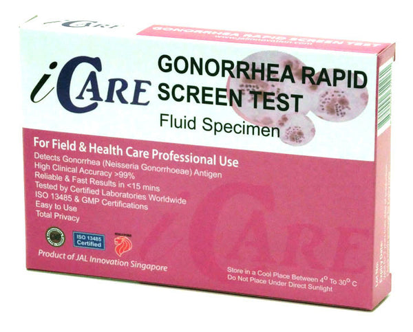 Gonorrhoea Rapid Test Kit
