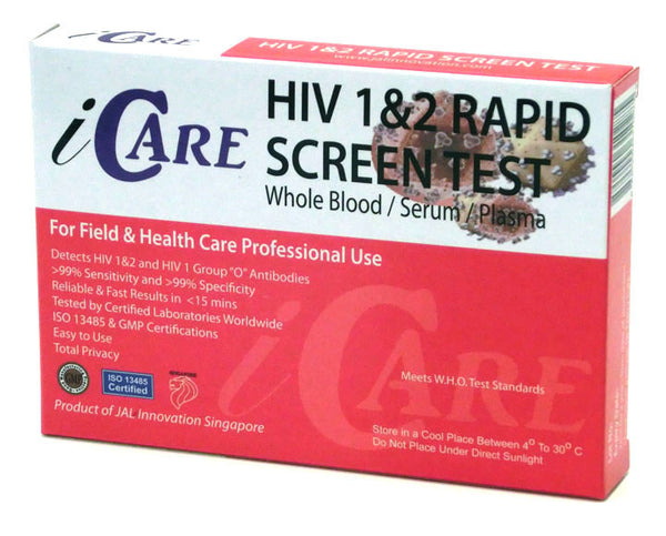 HIV 1&2 Rapid Test Kit
