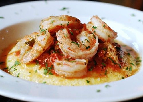 Frescobene Shrimp and Grits