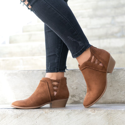 Fashion Statement Booties
