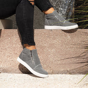 Fast Fashion Grey Sneakers