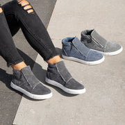 Fast Fashion Black Sneakers