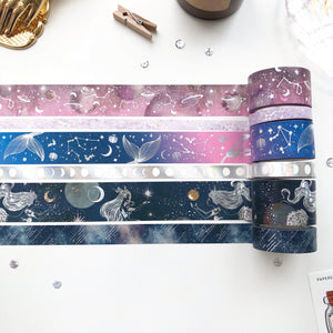 Magical Mermaid Washi Tape (LAST CHANCE) - PapergeekCo