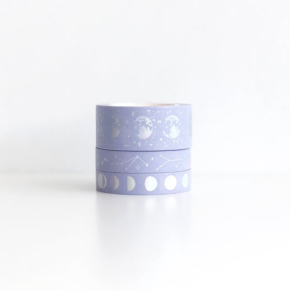 Lunar Magic (BABY LAVENDER - JUNE RELEASE) - PapergeekCo