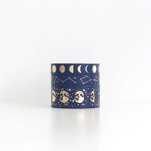 Lunar Magic Spellbound Navy - AUG Release (SPECIAL) - PapergeekCo