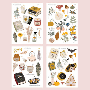 Autumn Stickers Bundle *best-selling*