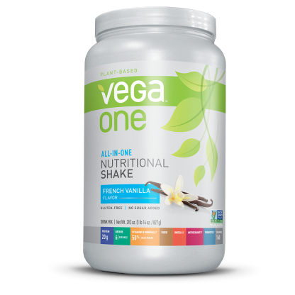 Vega One Nutritional Shake - French Vanilla