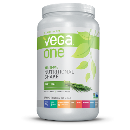 Vega One Nutritional Shake - Natural