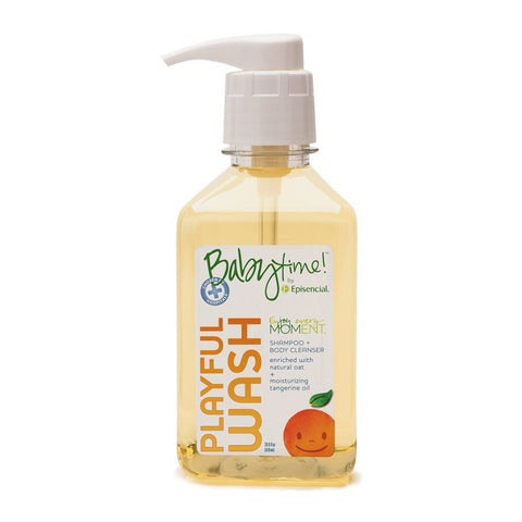 Baby Time! Playful Wash 22oz