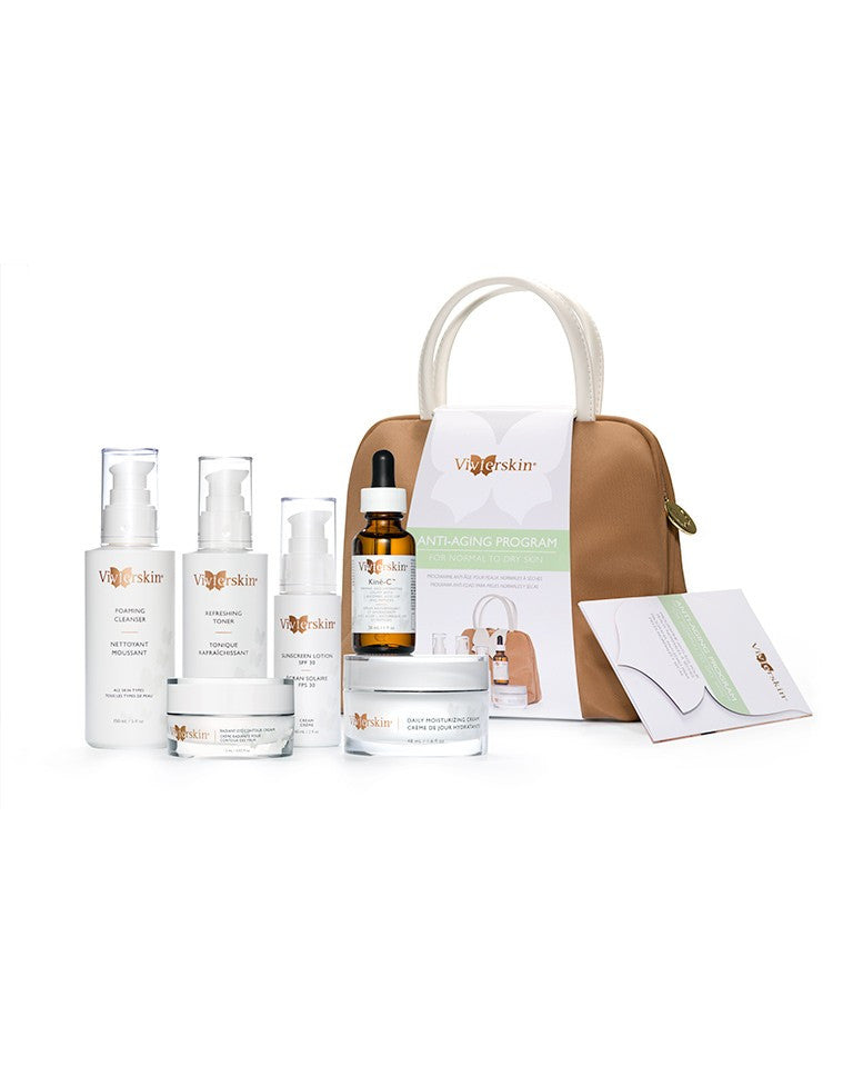 VIVIER® Anti-Aging Program for Normal to Dry Skin