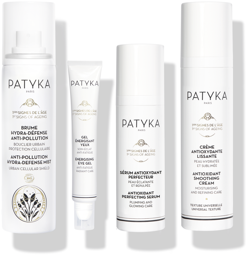 First signs of ageing - PATYKA