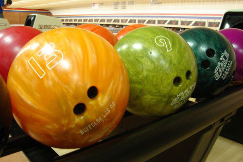 Bowling Ball Weight