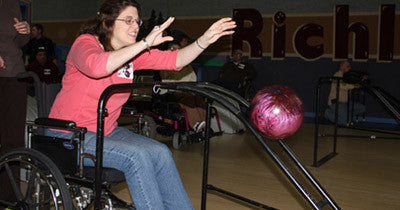 A Guide to Bowling in a Wheelchair