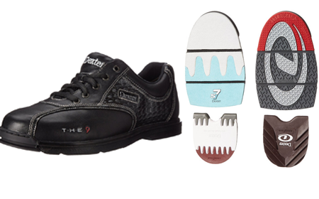 Choose the Right Pair of Bowling Shoes