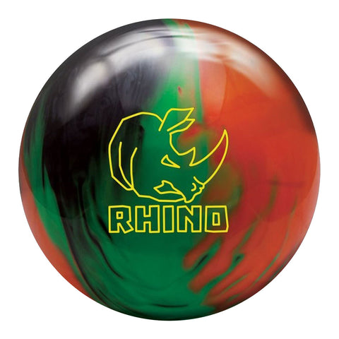 Brunswick Rhino Black/Green/Orange