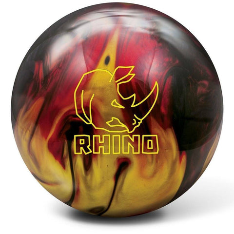 Brunswick Rhino Red/Black/Gold