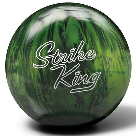 Brunswick Strike King Emerald Pearl