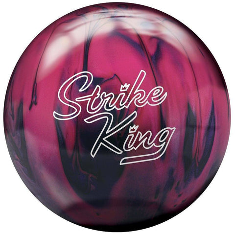 Brunswick Strike King Purple Pink Pearl