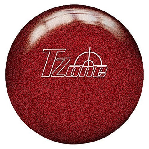 Brunswick TZone Candy Apple Red