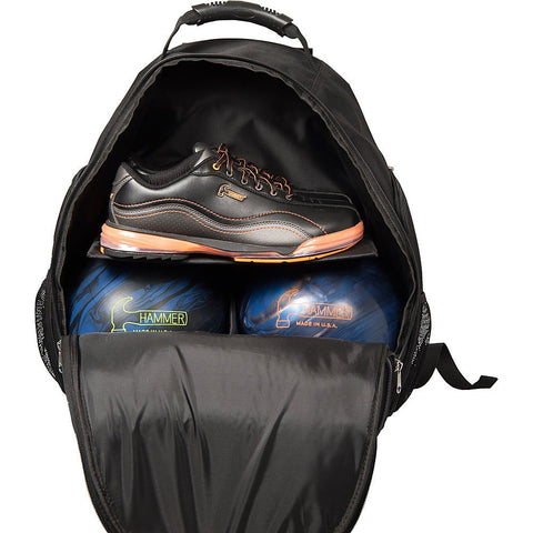 Hammer Deuce Two Ball Bowling Backpack