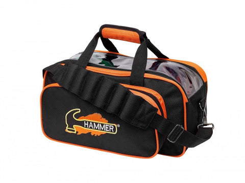 Hammer Double Tote Bowling Bag