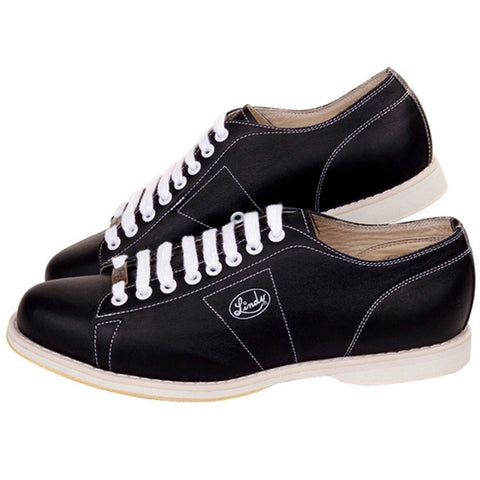 Linds Men's Black Classic Shoes