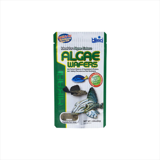 Hikari Algae Wafers - AquariumFishSale.com