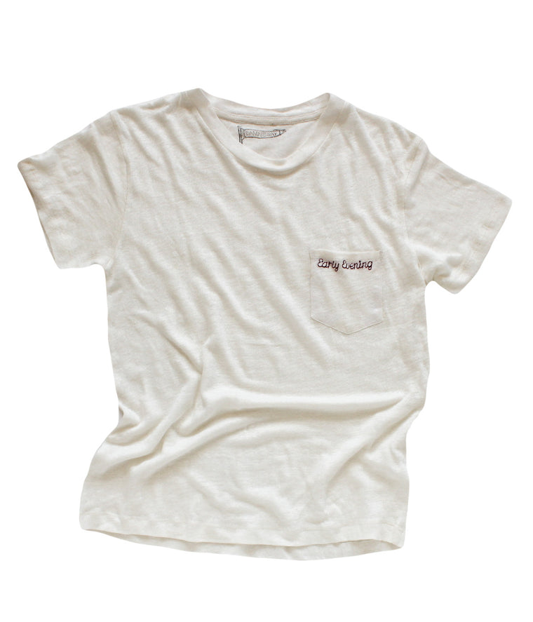 Early Evening Pocket Tee