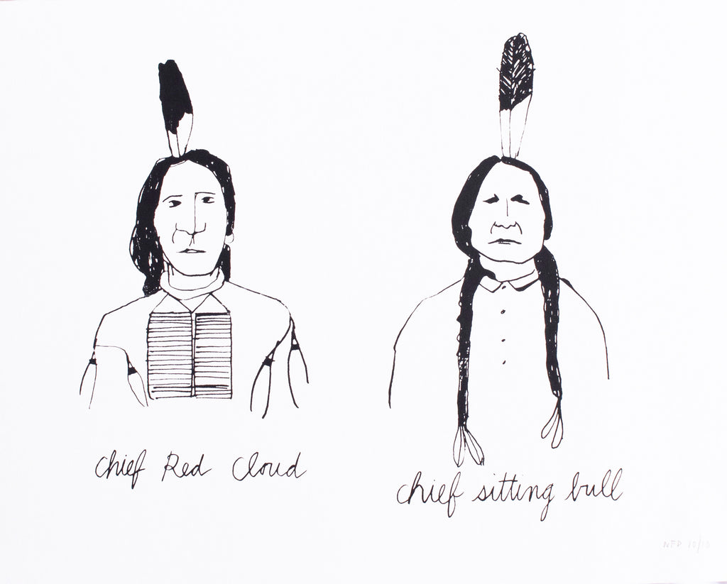 POSTER, TWO CHIEFS