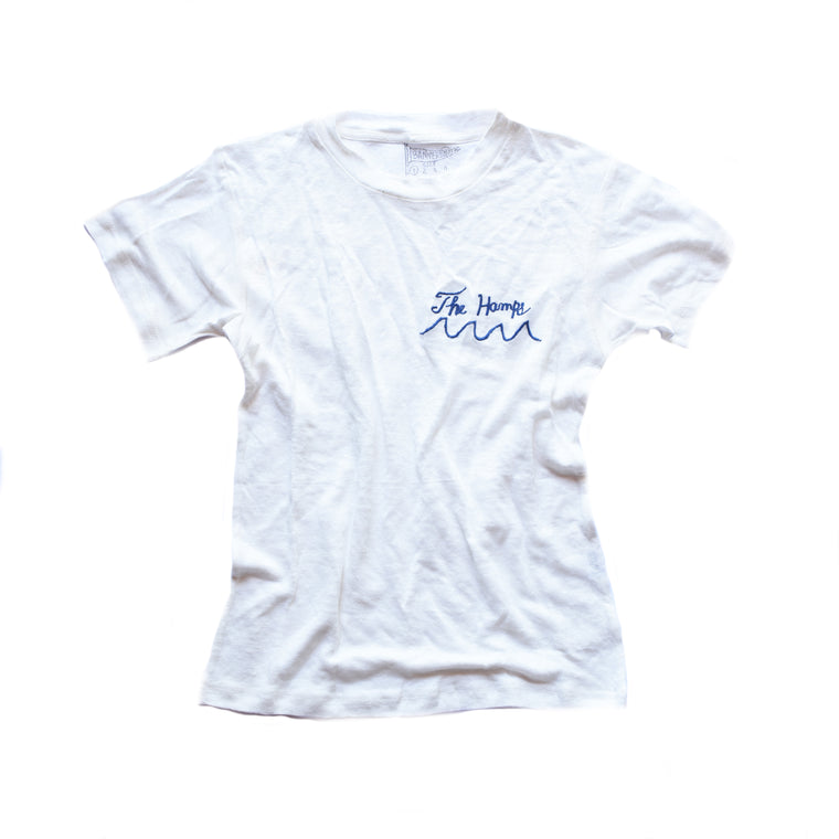 THE HAMPS LINEN TEE