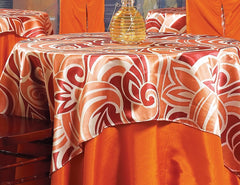 Pattern Fabric Table Linens
