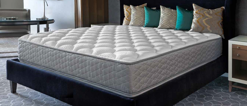 "12"" Serta Concierge Suite II Mattress -  Firm - 1 Sided"