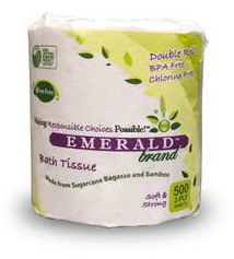Emerald Brand Tree Free Toilet Paper