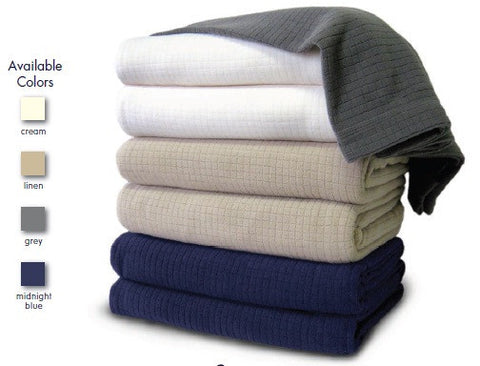 Wholesale Blankets - Microfleece Heavy Weight Blanket